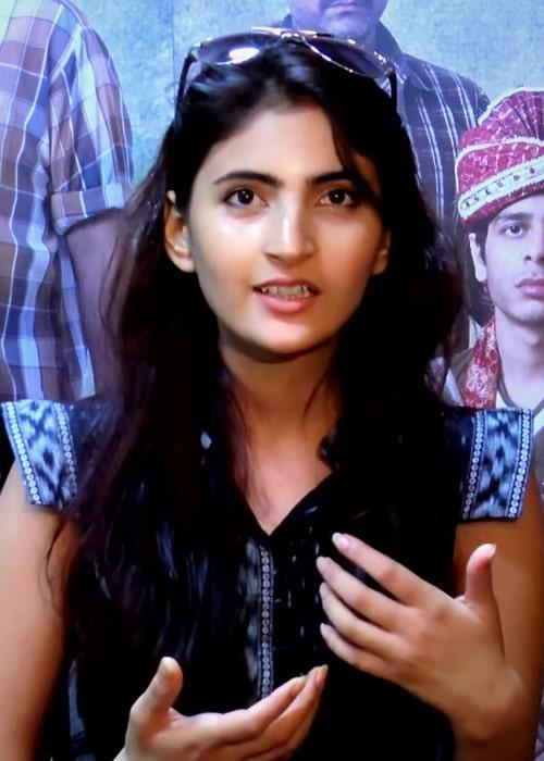 Shivani Raghuvanshi as seen in October 2015