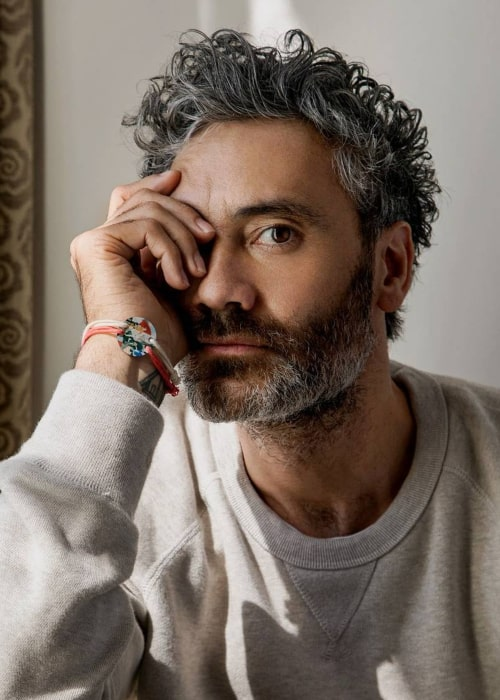 Taika Waititi as seen in an Instagram Post in November 2017