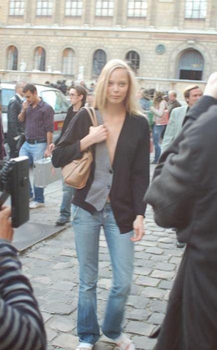 Tanya Dziahileva as seen in 2006