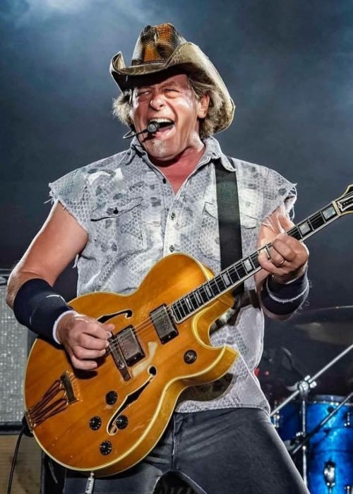 Ted Nugent as seen in an Instagram Post in August 2019