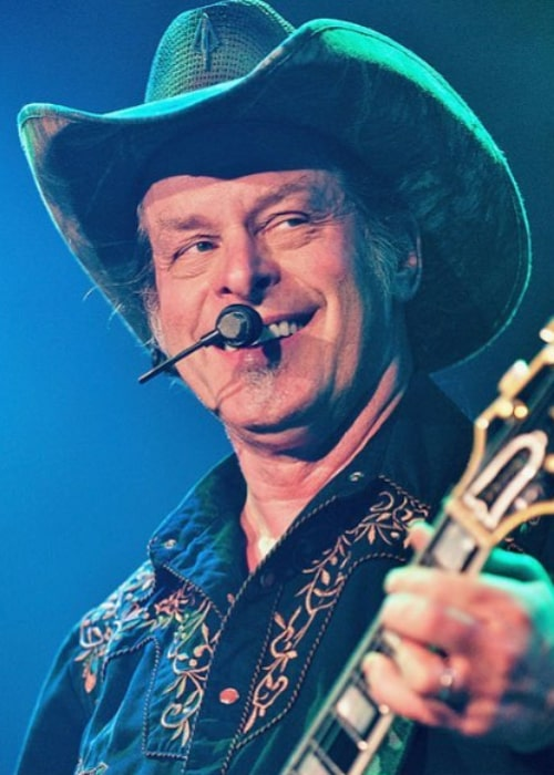 Ted Nugent as seen in an Instagram Post in December 2019
