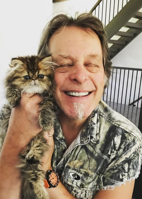 Ted Nugent as seen in an Instagram Post in July 2019