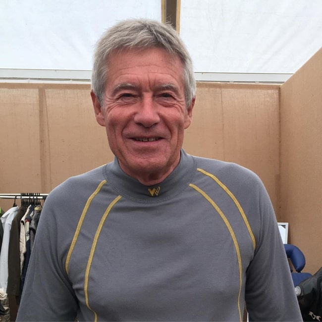 Tiff Needell as seen in a picture that was taken in September 2019