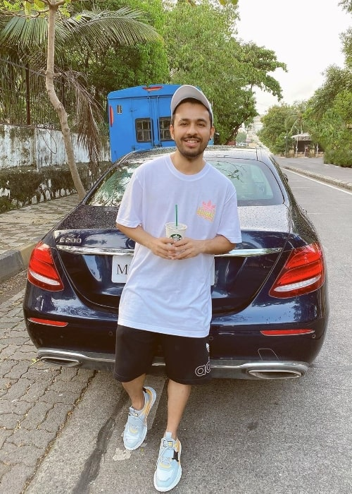 Tony Kakkar as seen in an Instagram post in July 2020