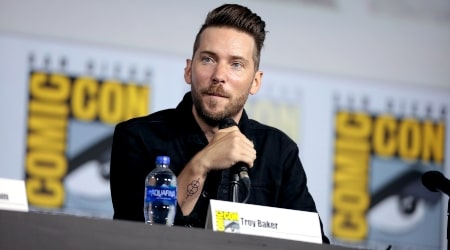 Troy Baker Height, Weight, Age, Body Statistics