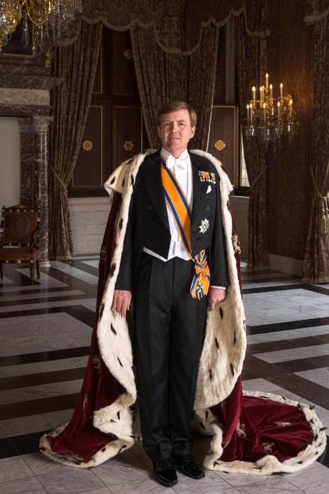 Willem-Alexander of the Netherlands in 2013