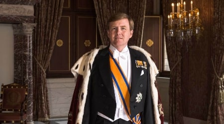 Willem-Alexander of the Netherlands Height, Weight, Age, Body Statistics