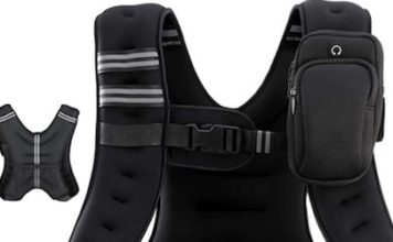 Zelus Weighted Vest Featured