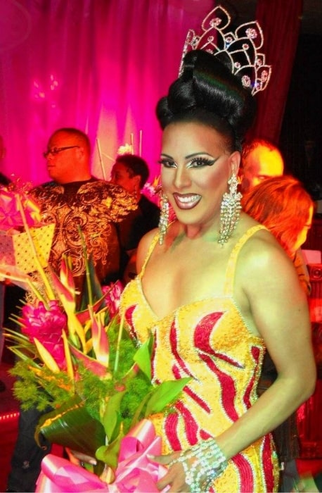 Alexis Mateo as seen in 2012