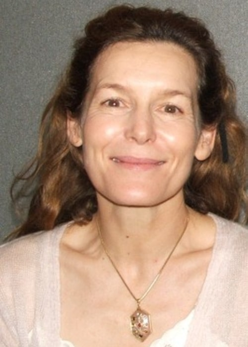 Alice Krige as seen in a picture that was taken on October 1, 2006