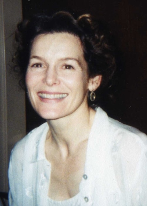 Alice Krige as seen in a picture that was taken on October 10, 2008
