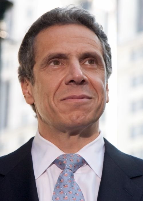 Andrew Cuomo as seen in 2010