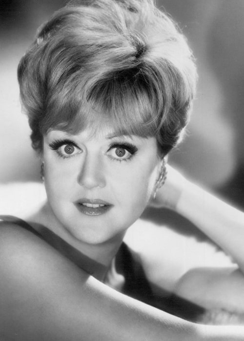 Angela Lansbury as seen in a publicity shot from 1966