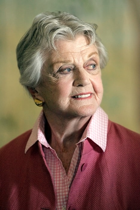 Angela Lansbury pictured while rehearsing for the Australian tour of the stage production 'Driving Miss Daisy' in Sydney in January 2013