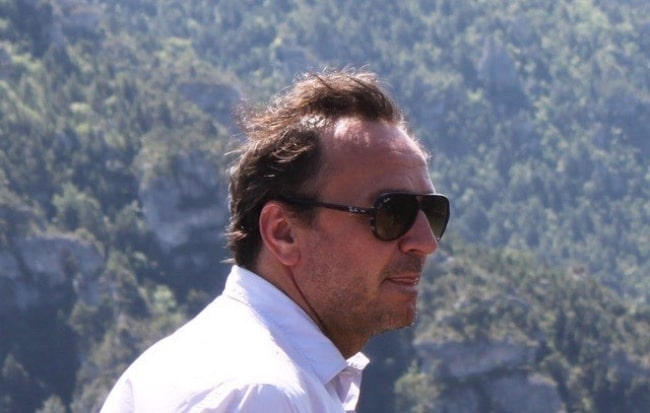 Arnaud Viard in May 2020