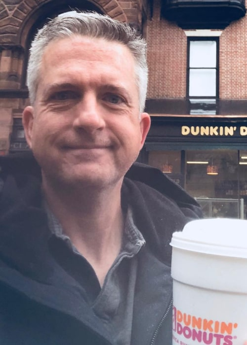 Bill Simmons in an Instagram selfie from April 2018