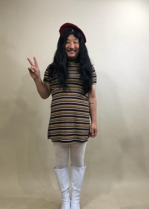 Bobby Lee as seen in a picture that was taken in August 2019