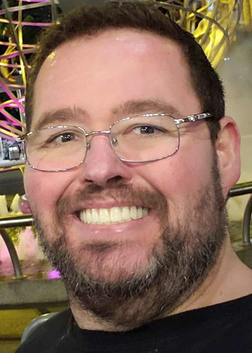 Boogie2988 in an Instagram selfie from January 2020