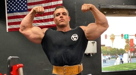 Brad Castleberry Height, Weight, Age, Body Statistics