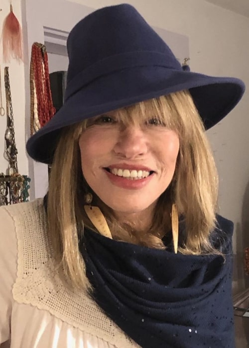 Carly Simon as seen in an Instagram Post in February 2020