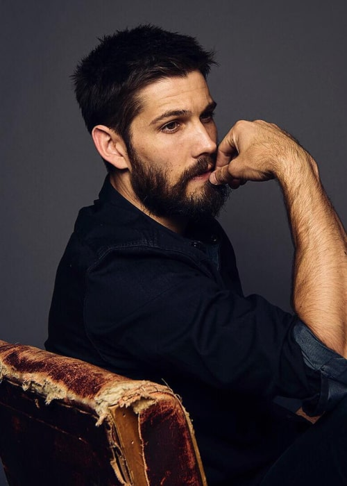 Casey Deidrick as seen in an Instagram Post in September 2018