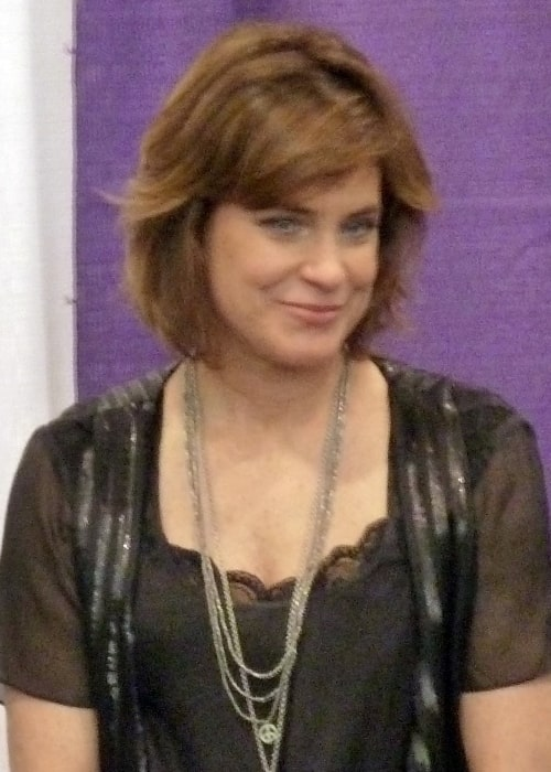 Catherine Mary Stewart as seen from 'The Last Starfighter' in 2012 Wizard World Toronto