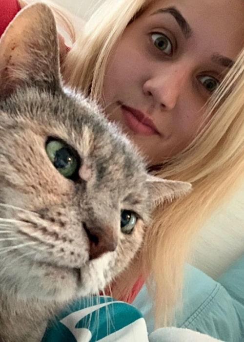 Chilly Jimenez as seen in selfie that was August 2018