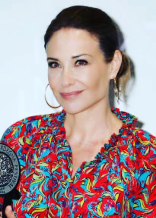 Claire Forlani as seen in an Instagram Post in June 2019