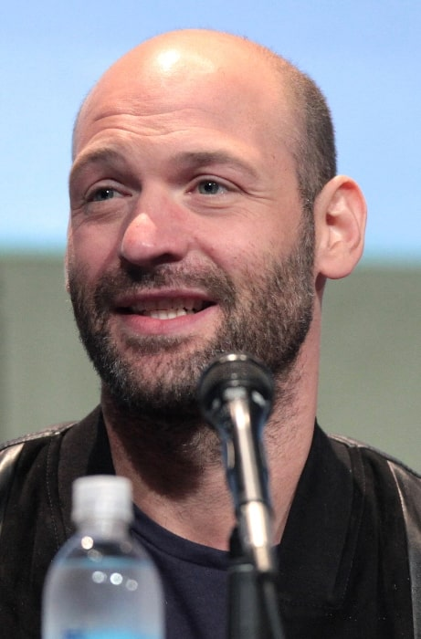Corey Stoll pictured at the 2015 San Diego Comic Con International in San Diego, California