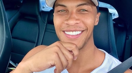 Dale Moss Height, Weight, Age, Body Statistics
