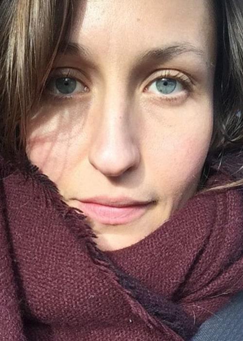Domino Kirke as seen in a selfie that was taken in December 2019