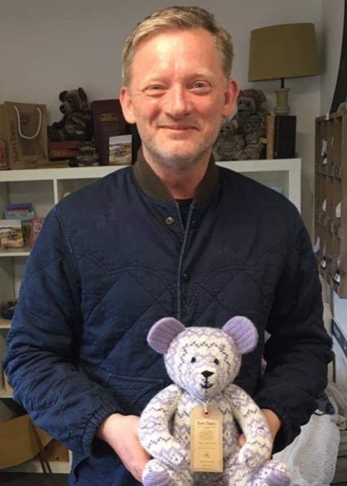 Douglas Henshall as seen in an Instagram Post in April 2019