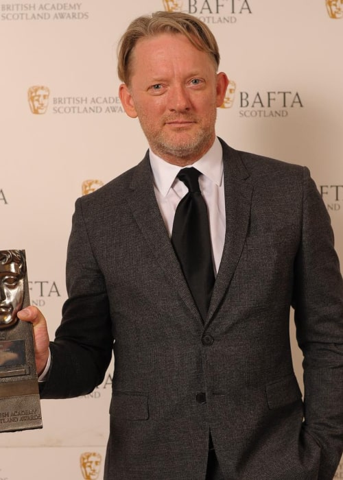 Douglas Henshall as seen in an Instagram Post in March 2016