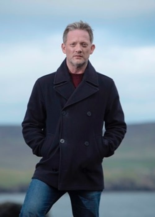 Douglas Henshall as seen in an Instagram Post in March 2019