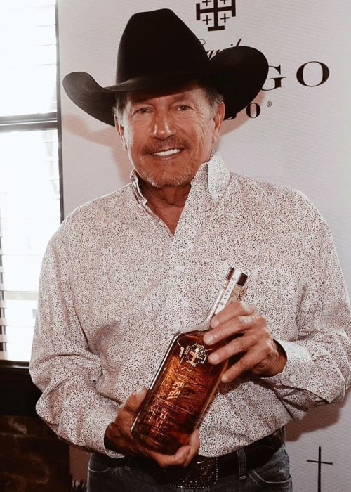 George Strait as seen in an Instagram Post in July 2020