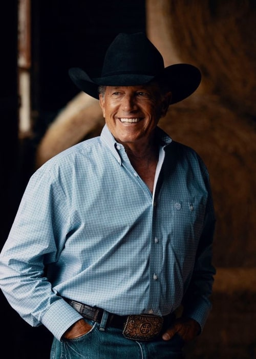 George Strait as seen in an Instagram Post in June 2020