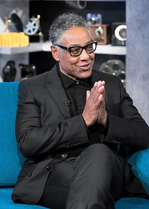 Giancarlo Esposito as seen in an Instagram Post in March 2020