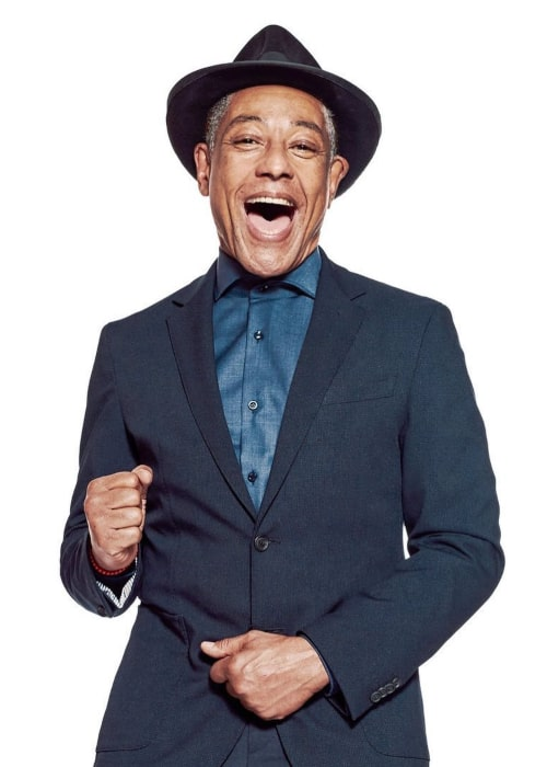 Giancarlo Esposito as seen in an Instagram Post in October 2019