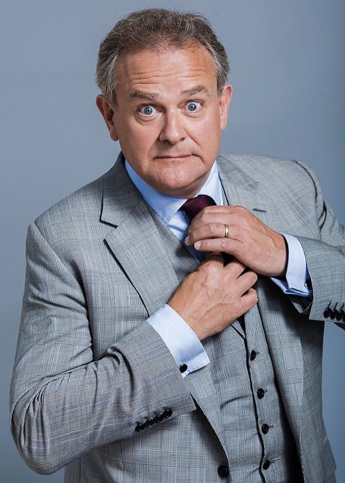 Hugh Bonneville as seen in an Instagram Post in November 2019