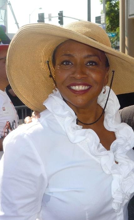 Jenifer Lewis as seen in November 2008