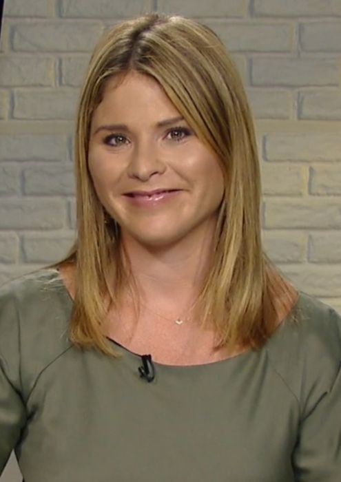 Jenna Bush Hager as seen in 2017