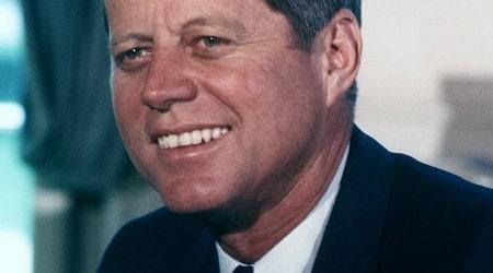 John F. Kennedy Height, Weight, Age, Body Statistics