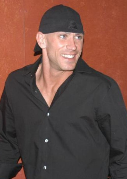 Johnny Sins as seen in a picture that was taken at XRCO Awards in 2007