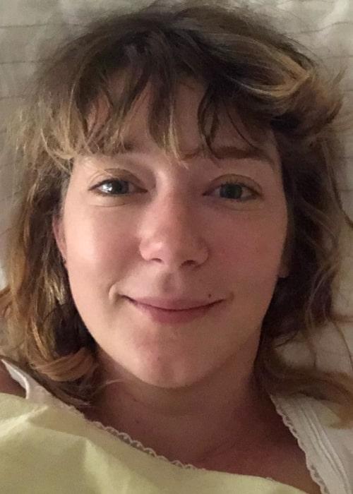 Kimmy Shields as seen in a selfie that was taken in September 2020