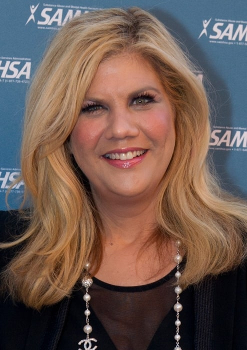 Kristen Johnston as seen in a picture that was taken at the 2014 Voice Awards held on August 13 at Royce Hall on the campus of UCLA
