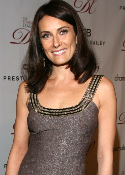 Laura Benanti as seen in a picture that was taken in at the 2012 Drama League Benefit Gala