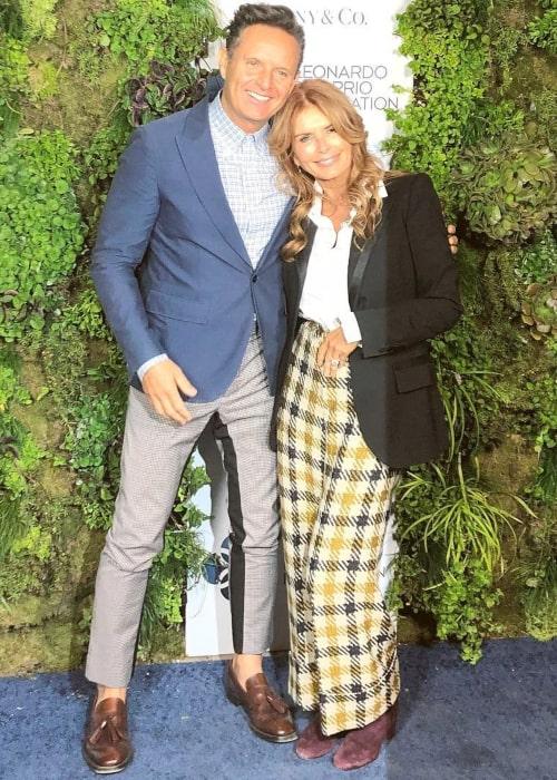 Mark Burnett and Roma Downey, as seen in September 2018