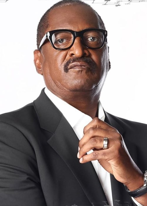 Mathew Knowles as seen in an Instagram Post in March 2020