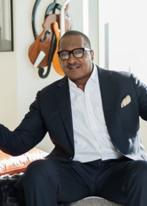 Mathew Knowles as seen in an Instagram Post in November 2018
