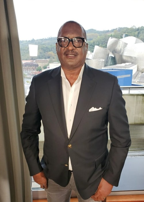 Mathew Knowles as seen in an Instagram Post in November 2019
